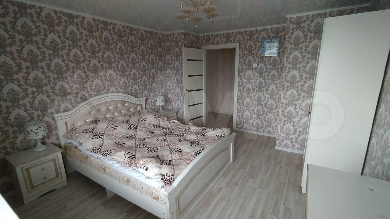 3-к квартира, 69.2 м², 5/5 эт.