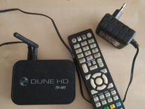 Продаю dune tv-101 — Аудио и видео в Новосибирске