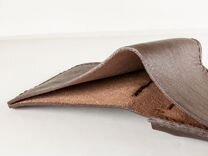 Кошелек из натуральной кожи (новый) — Одежда, обувь, аксессуары в Москве