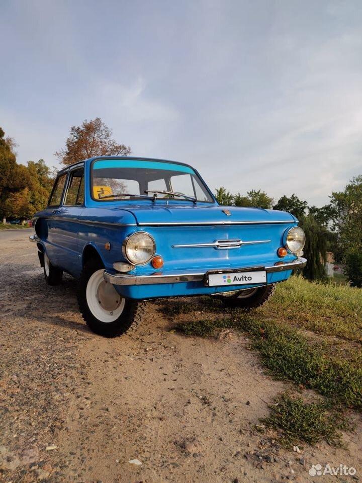 ЗАЗ 968 Запорожец, 1978  89051595952 купить 5