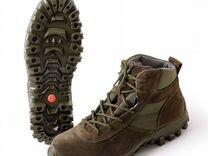 Ботинки Armada Скорпион м. 1101о олива