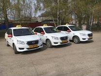 Водители на авто парка Яндекс Такси Балаково