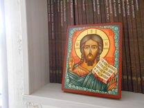 Икона Спаситель Всемилостивый — Мебель и интерьер в Москве