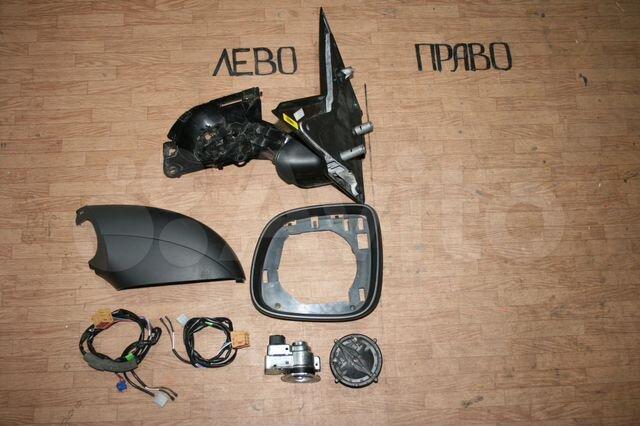 Зеркало левое фольксваген транспортер т6 тестирование кредитного конвейера
