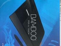 Графический планшет Bamboo CTH-460