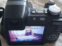 Компактный цифровой фотоаппарат Sony DSC-H5