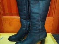 Сапоги зимние Moda Donna — Одежда, обувь, аксессуары в Новосибирске