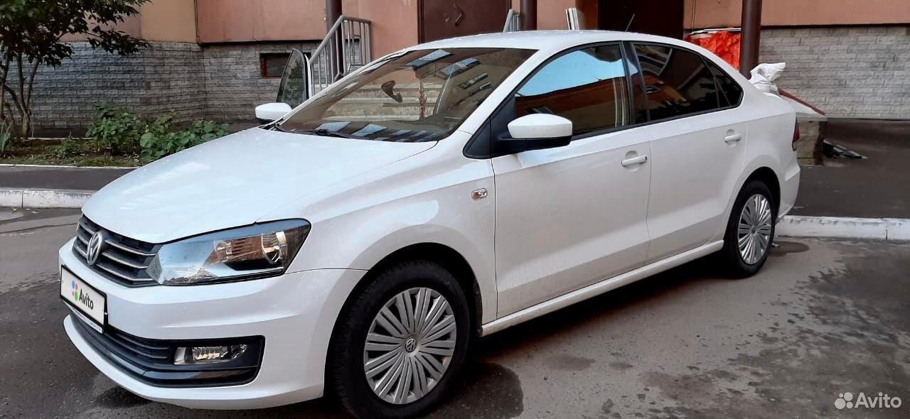 Volkswagen Polo, 2017  89682881298 купить 1