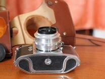 Фотоаппарат EXA Jhagee Dresden meritar 2.9/50