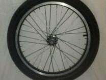 Заднее bmx колесо