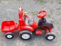Электромобиль квадрацикл трактор