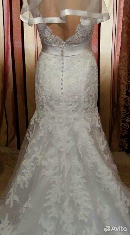 Свадебное платье  89042253010 купить 6