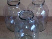Банка стеклянная 3-х литровая