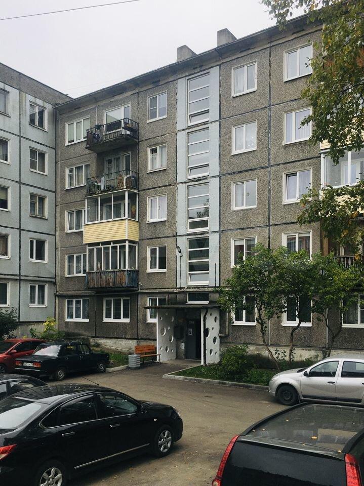 1-к квартира, 30.1 м², 4/5 эт.  89114127778 купить 1
