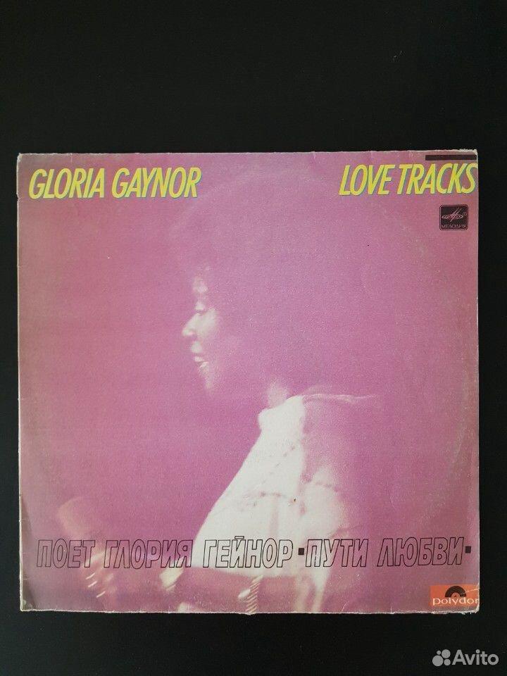 89991773552  Винил Gloria Gaynor