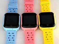 Умные детские часы G100.Новые.Техносеть
