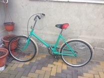 Дорожный велосипед Салют