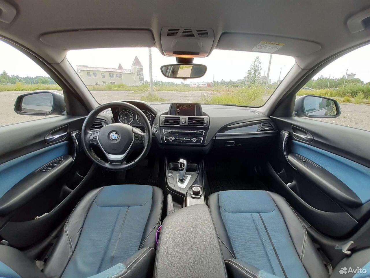 BMW 1 серия, 2013  89116117462 купить 8
