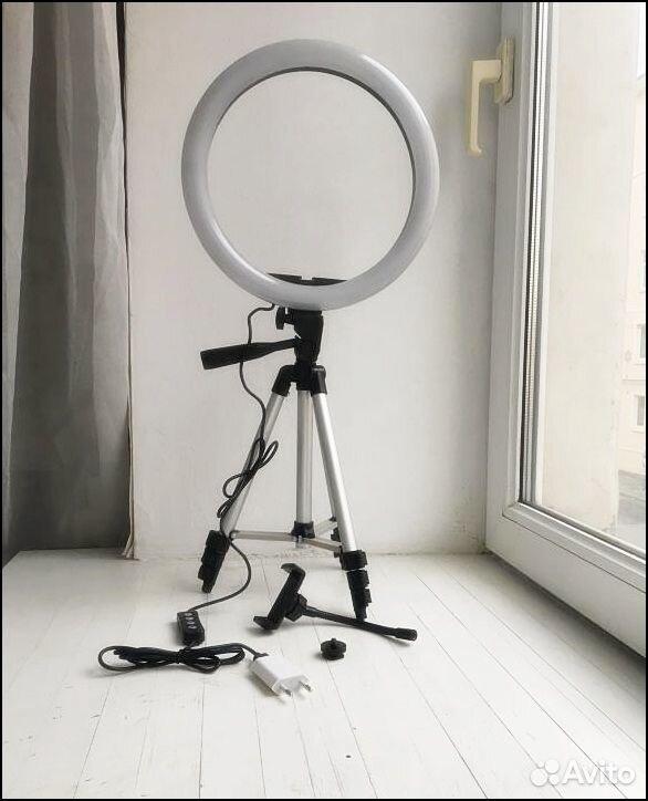 Кольцевая лампа  89272364863 купить 2