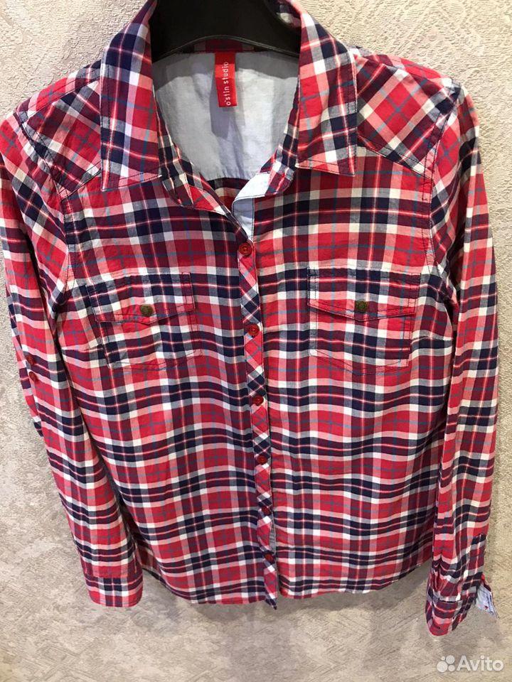 Рубашка в клетку  89616621571 купить 4