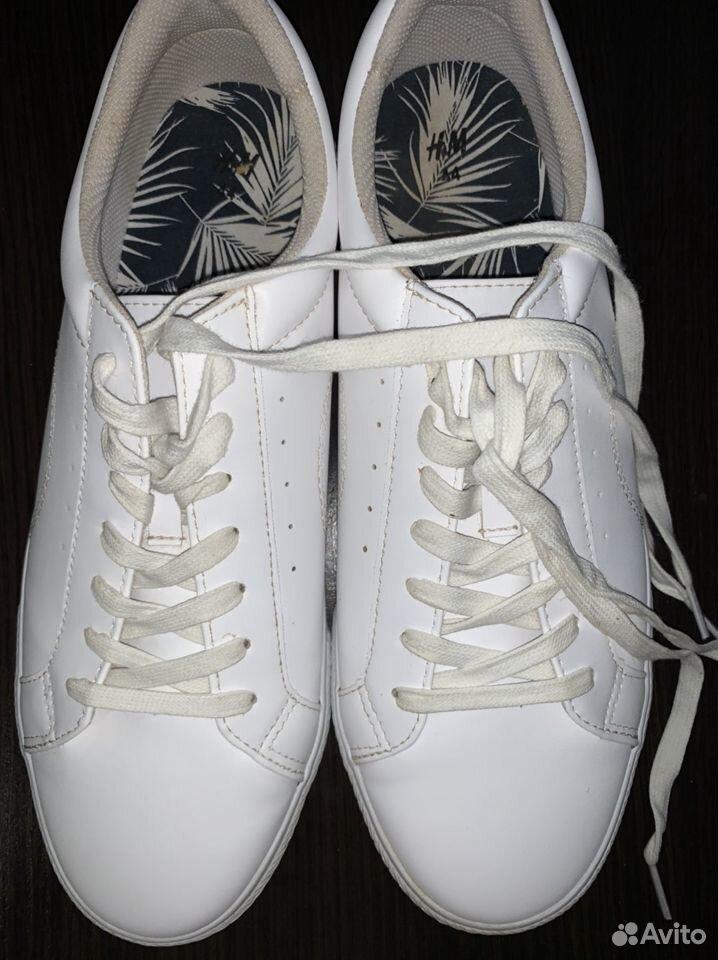 Кеды кроссовки мужские hm  89787713012 купить 1