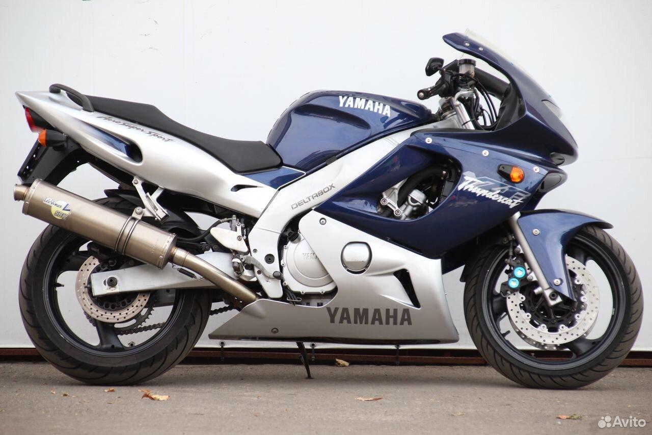 Yamaha YZF 600 R (1494) кредит  88007008942 купить 9