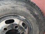 Японские Грузовые Зимние шины toyo M914 7.50R16