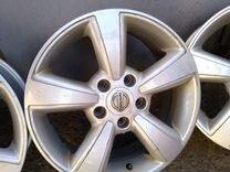 Диски Nissan r16