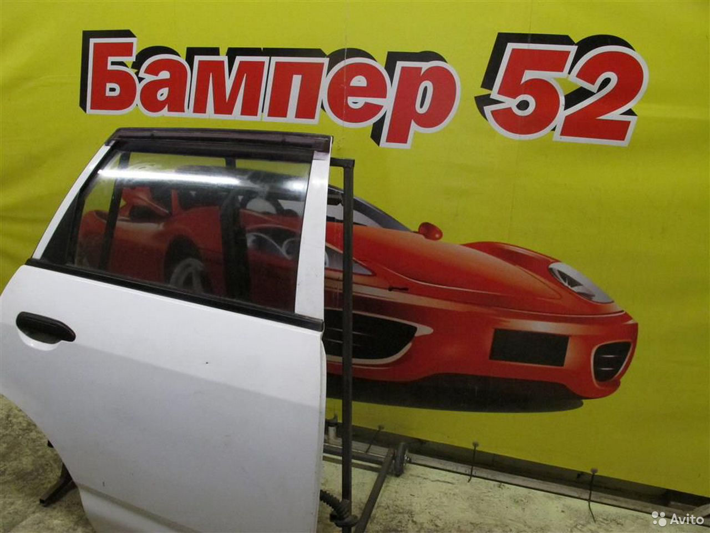 Nissan Wingroad Ad Y11 1999-2005 Дверь задняя пр  89524408730 купить 3