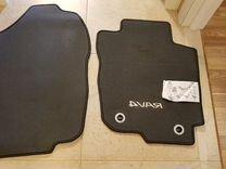 Оригинальные ковры Toyota Rav4 -4