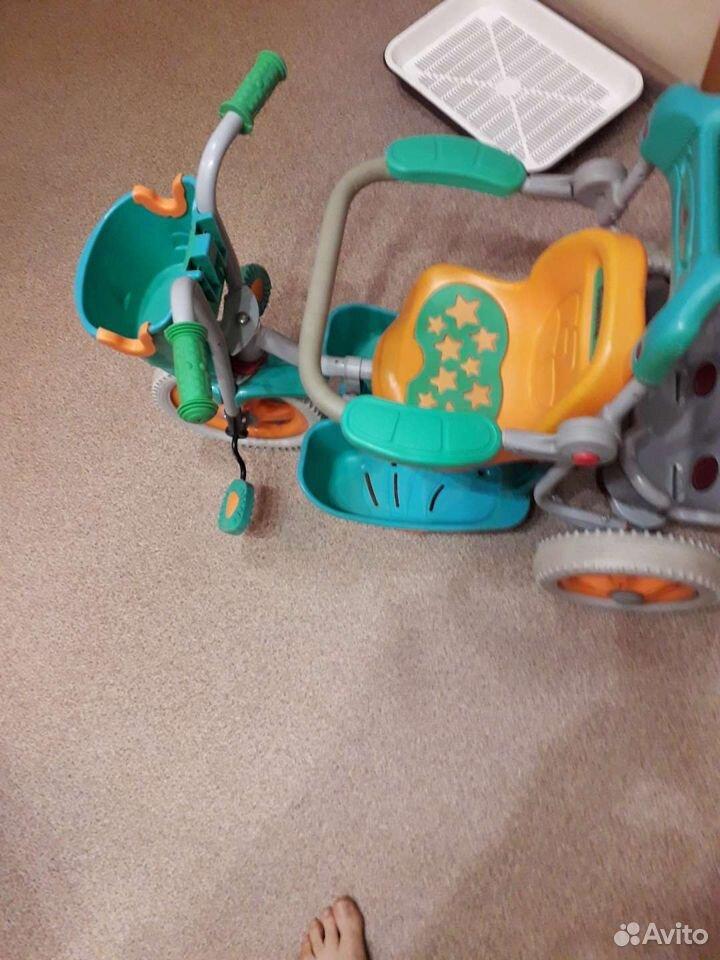 Детский велосипед б/у  89521642774 купить 3