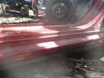 Mazda3 Порог со стойкой левый 2002-2009