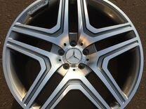 Диски на mercedes GL x166 166 AMG R19 5 112