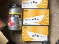 Гели энергетические SIS Go (Science In Sport)
