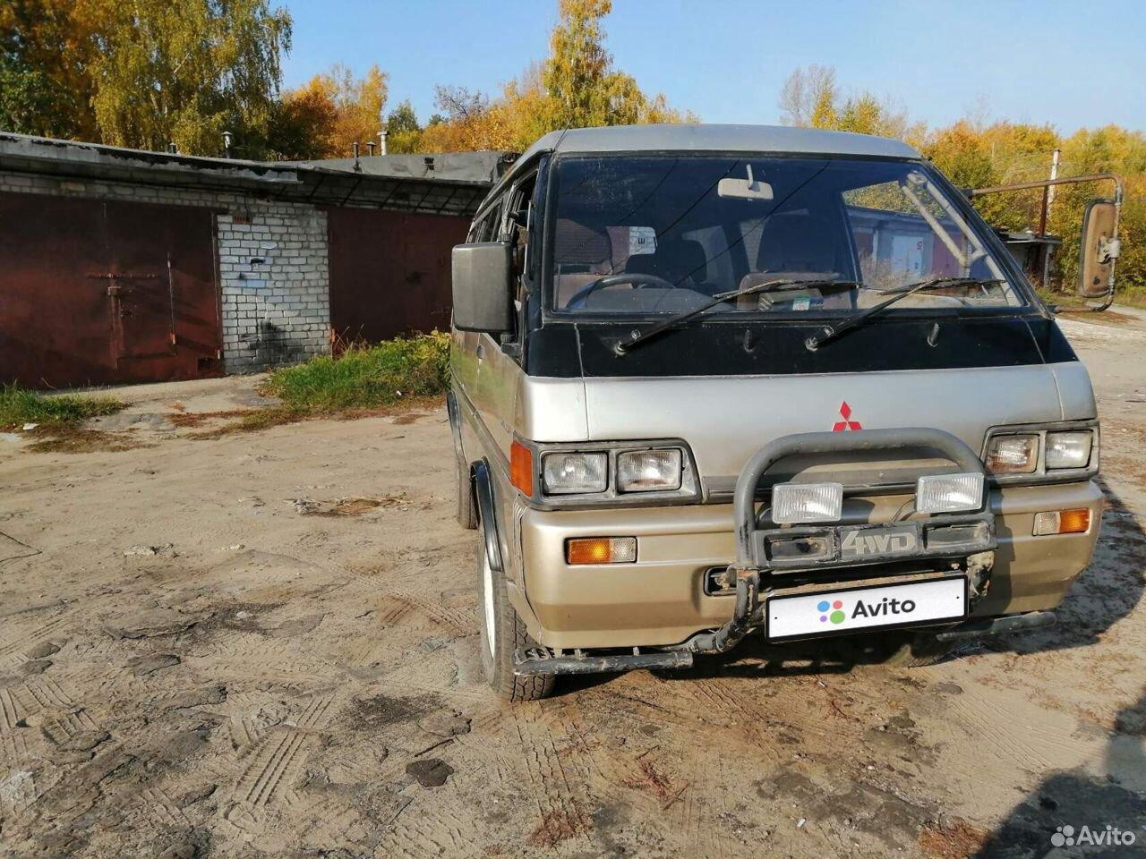 Mitsubishi Delica, 1990  89063919778 купить 2