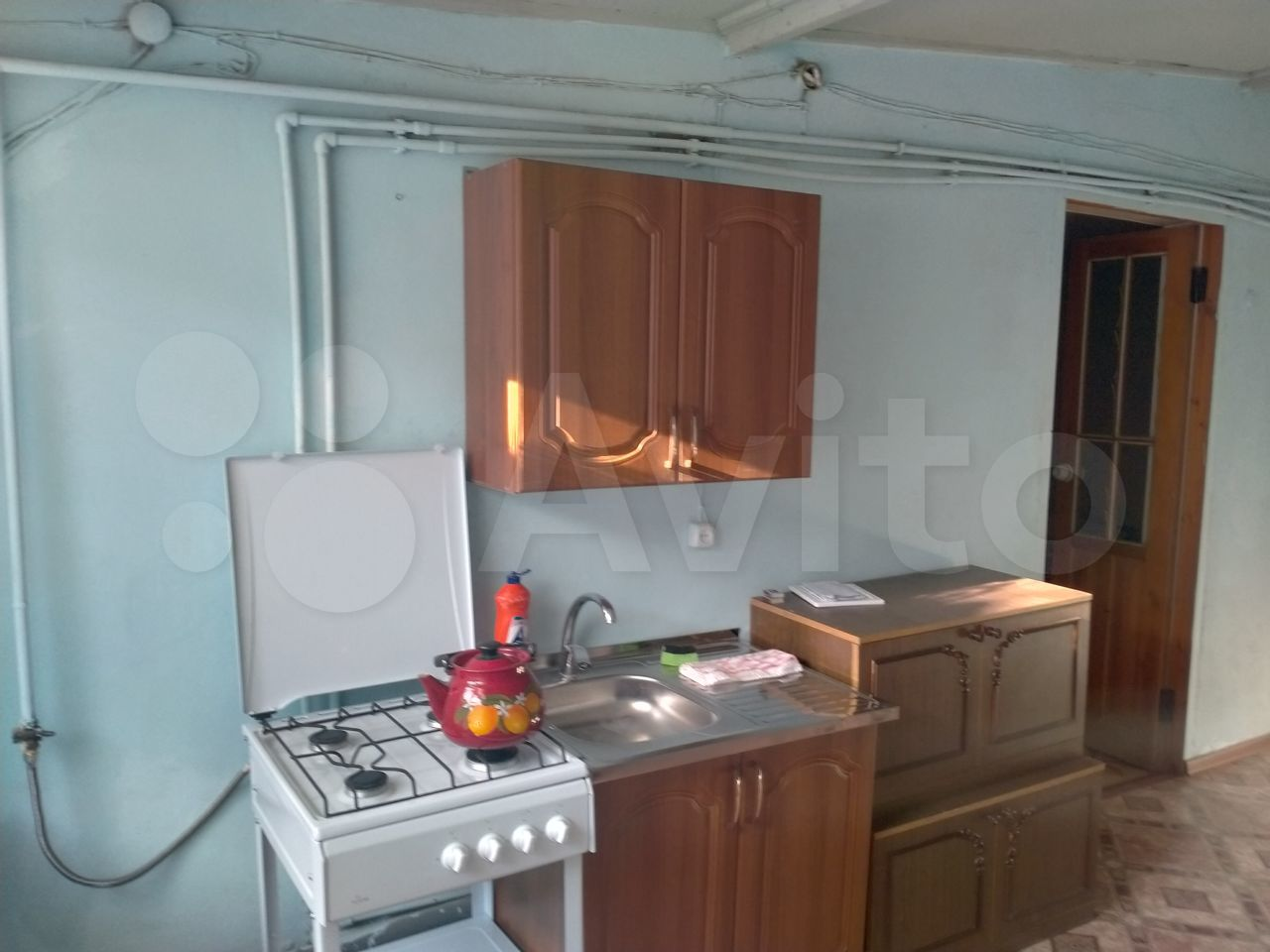 1-к квартира, 30 м², 1/1 эт.  89637966340 купить 4