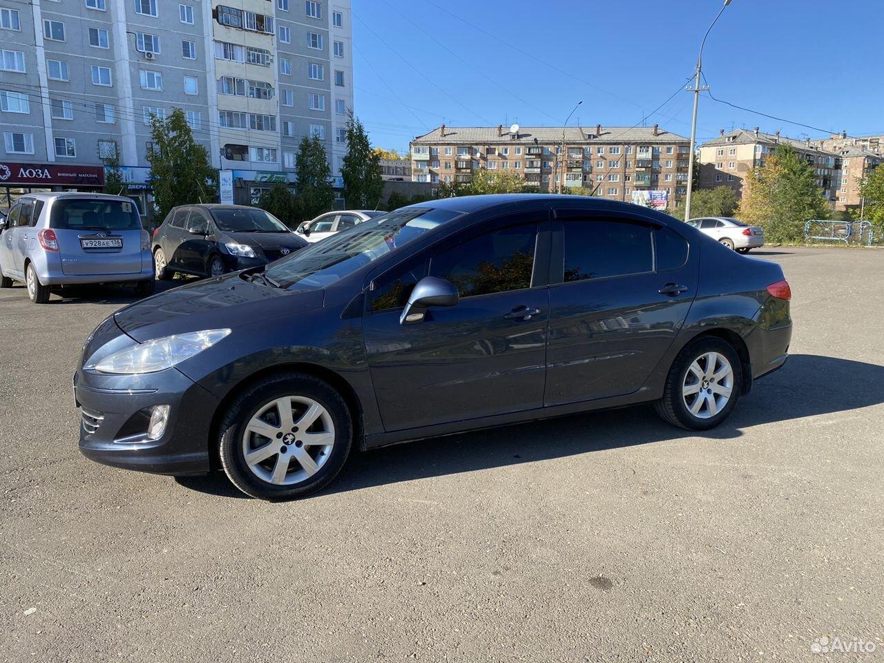 Peugeot 408, 2012  89246322243 купить 3