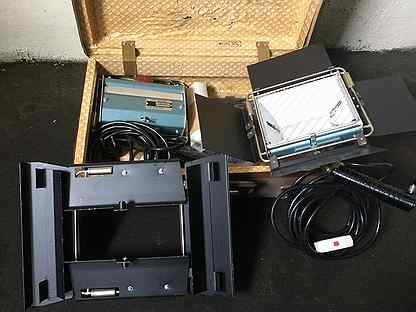 Галогеновые осветительные приборы, комплект