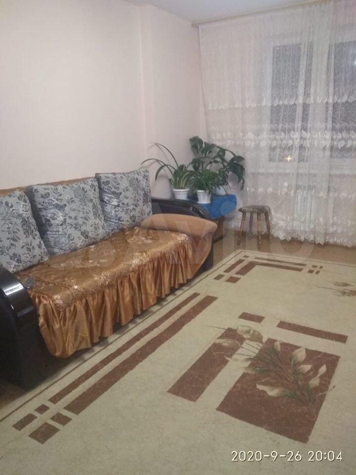 2-к квартира, 65 м², 5/18 эт.
