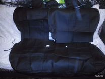 Чехлы на сиденья Ford Kuga II — Запчасти и аксессуары в Саратове