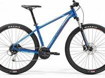 Merida Велосипед Big.Nine 100 Синий L (2019)