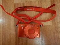Фотоаппарат со сменной оптикой Nikon 1 J4 Kit