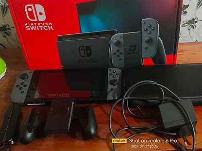 Nintendo switch с играми